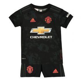 Manchester United Third Baby Kit 2019 - 20