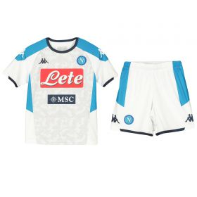 SSC Napoli Junior KIT Jersey Third