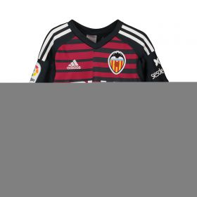 Valencia CF Goalkeeper Shirt 2018-19 - Kids with Domenech 1 printing