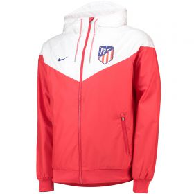 Atlético de Madrid Authentic Windrunner - Red