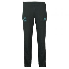 Everton Pro Fleece Pants - Black