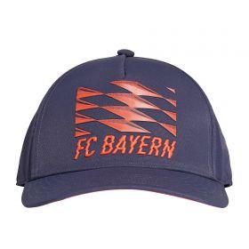 FC Bayern Fans Cap - Blue