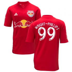 New York Red Bulls Away Shirt 2018 - Kids with Bradley Wright-Phillips 99 printing