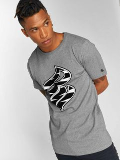 Мъжка тениска Rocawear / T-Shirt RW Zebra S in grey