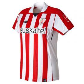 Athletic Bilbao Home Shirt 2017-18 - Womens