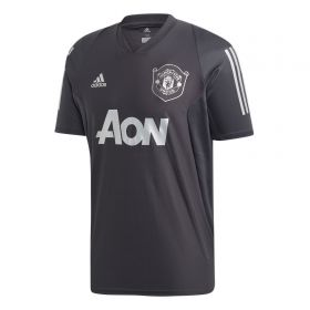Manchester United Cup Training Jersey - Grey