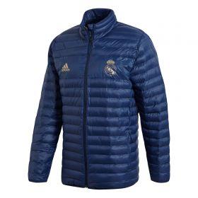 Real Madrid Seasonal Light Jacket - Navy