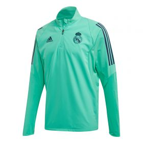 Real Madrid UCL Training Top - Green