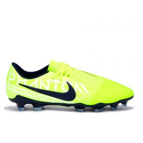 Nike Phantom VNM Pro Firm Ground Football Boots - Volt