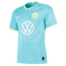 VfL Wolfsburg Away Stadium Shirt 2019-20