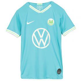 VfL Wolfsburg Away Stadium Shirt 2019-20 - Kids