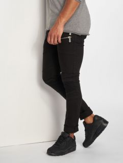 2Y / Slim Fit Jeans Rock in black
