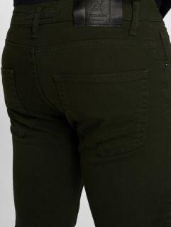 2Y / Slim Fit Jeans Dio in olive