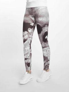 Thug Life / Legging/Tregging Monroses in grey