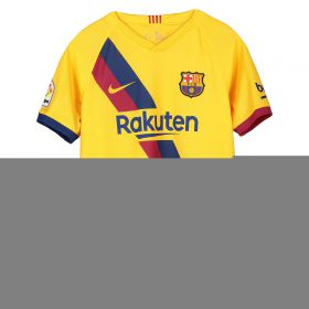 Barcelona Away Stadium Shirt 2019-20 - Kids with Coutinho 7 printing