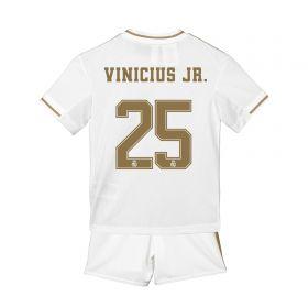 Real Madrid Home Mini Kit 2019 - 20 with Vinicius JR. 28 printing