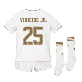 Real Madrid Real Madrid Home Kit 2019 - 20 - Kids with Vinicius JR. 28 printing