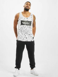 Who Shot Ya? / Tank Tops W Zone in white