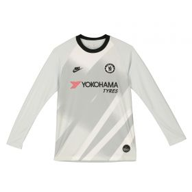 Chelsea Third Stadium Goalkeeper Shirt 2019-20 - Long Sleeve - Kids