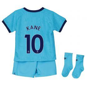 Tottenham Hotspur Third Stadium Kit 2019-20 - Infants with Kane 10 printing