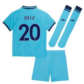 Tottenham Hotspur Third Stadium Kit 2019-20 - Little Kids with Dele 20 printing