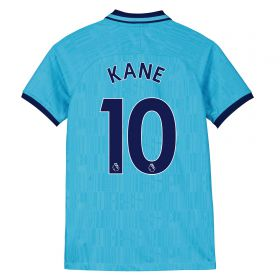 Tottenham Hotspur Third Stadium Shirt 2019-20 - Kids with Kane 10 printing