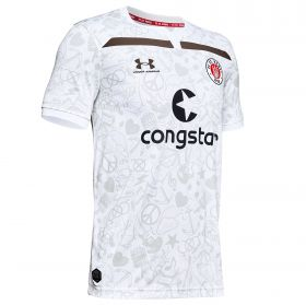 St Pauli Away Shirt 2019 - 20