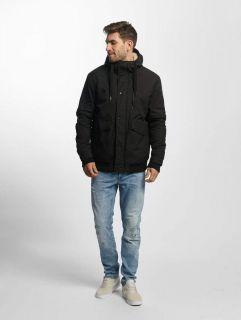 Just Rhyse / Winter Jacket Warm Winter in black