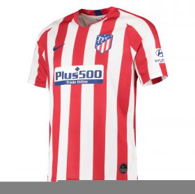 Atlético de Madrid Home Stadium Shirt 2019-20 with João Félix 7 printing