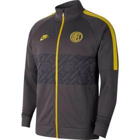 Inter Milan I96 Track Jacket - Grey