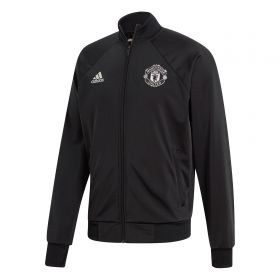 Manchester United Icons Track Top - Black
