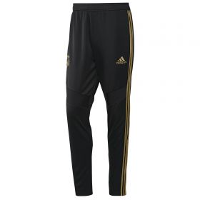 Real Madrid Training Pant - Black