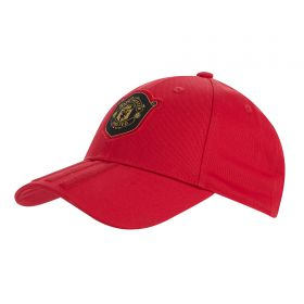 Manchester United C40 Cap - Black