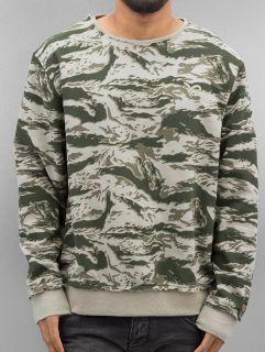 Rocawear / Jumper Sweatshirt in camouflage