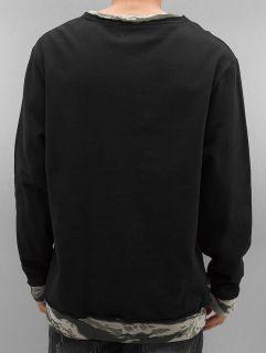 Rocawear / Jumper Sweatshirt in black