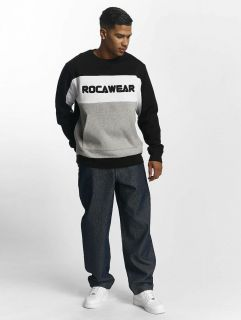 Rocawear / Jumper Ilias in black