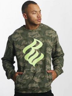 Rocawear / Jumper Big Logo in camouflage