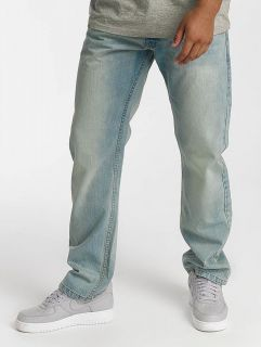 Rocawear / Straight Fit Jeans Tony Fit in blue