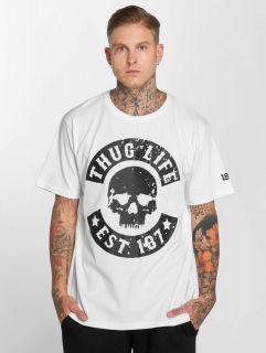 Мъжка тениска Thug Life / T-Shirt B. Camo in white