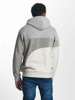 Just Rhyse / Zip Hoodie Rusher in grey