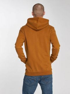 Just Rhyse / Zip Hoodie Hoonah in brown