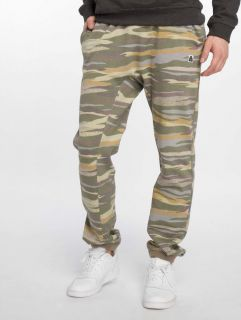 Just Rhyse / Sweat Pant Sucre in camouflage