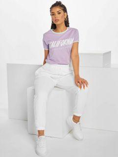 Just Rhyse / T-Shirt Santa Monica in purple