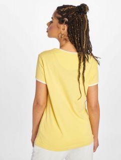 Just Rhyse / T-Shirt Santa Monica in yellow