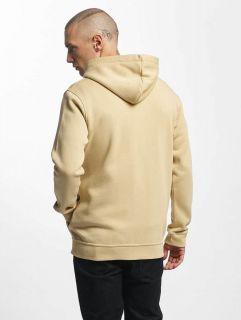Cyprime / Zip Hoodie Road in beige
