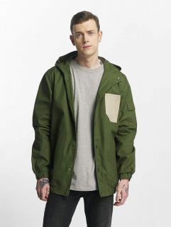 Cyprime / Lightweight Jacket Moonstone in olive