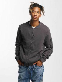Bangastic / Bomber jacket Ontario in grey