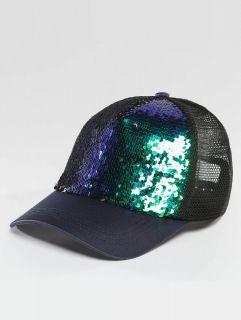 Bangastic / Trucker Cap Glam in blue