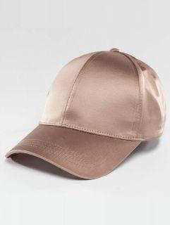 Bangastic / Snapback Cap Satin in beige