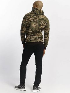 Bangastic / Hoodie Camo in camouflage